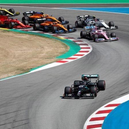 Apuestas Gran Premio de Turquía Fórmula 1 15/11/2020