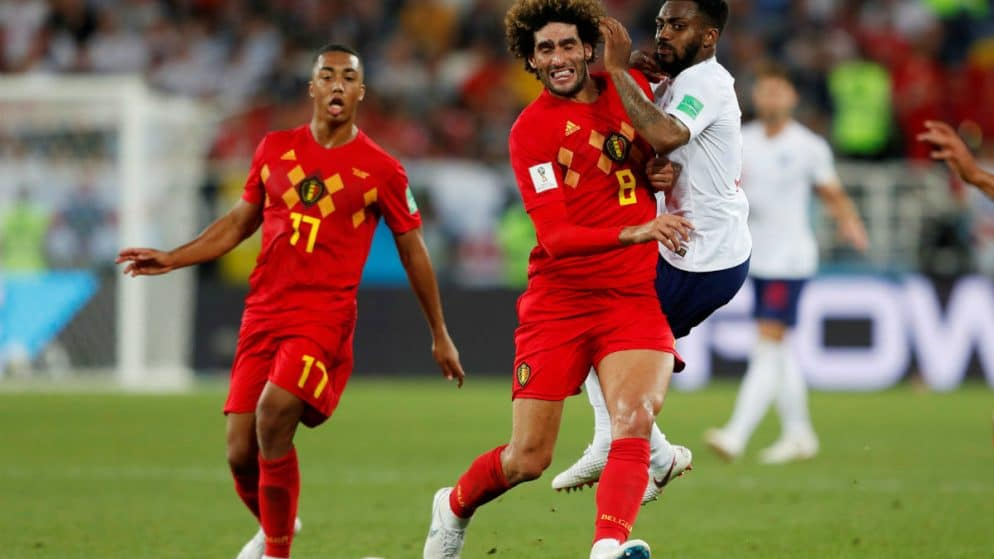Apuestas Bélgica vs Inglaterra 15/11/2020 Liga de Naciones UEFA