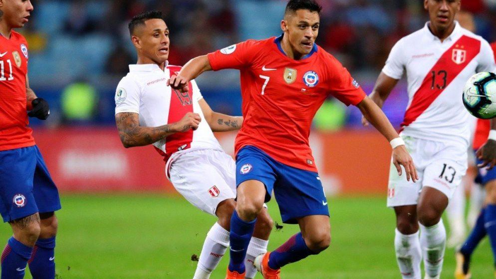Apuestas Chile vs Perú 13/11/2020 Eliminatoria Conmebol