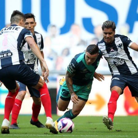 Apuestas Monterrey vs Puebla 22/11/2020 Liga MX