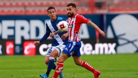 Puebla vs Atlético de San Luis 06/11/20 Liga MX