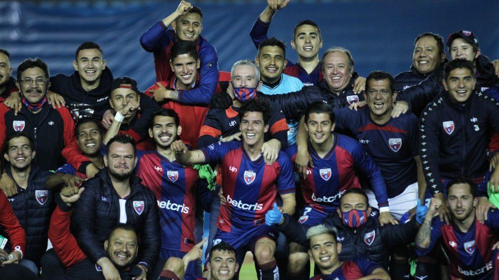 Apuestas Atlante vs Tampico Madero 20/12/2020 Liga de Expansión MX