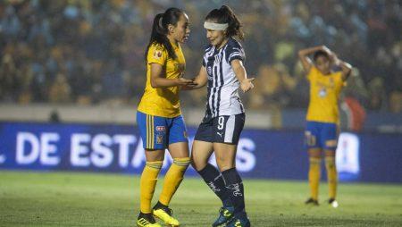 Apuestas Monterrey vs Tigres 14/12/2020 Liga MX Femenil
