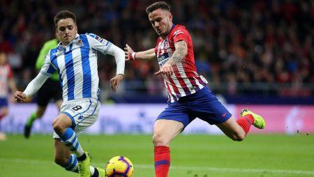 Apuestas Real Sociedad vs Atlético de Madrid 22/12/2020 LaLiga