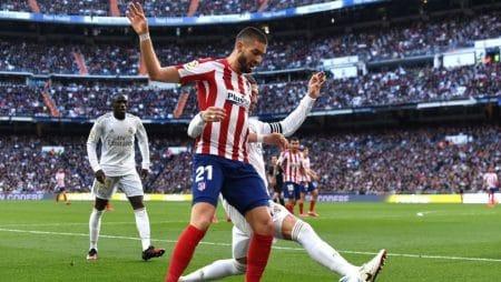 Apuestas Real Madrid vs Atlético de Madrid 12/12/20 LaLiga