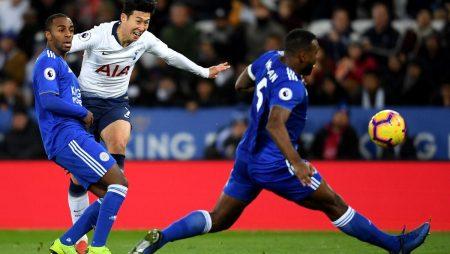 Apuestas Tottenham vs Leicester City 20/12/2020 LaLiga