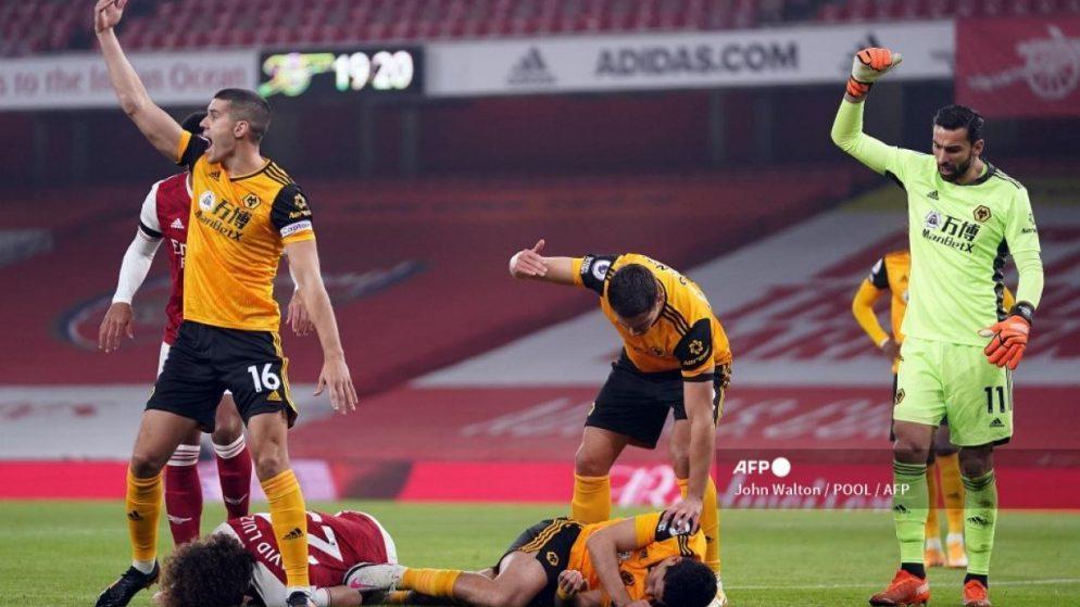 Apuestas Wolves vs Arsenal 02/02/2021 Premier League