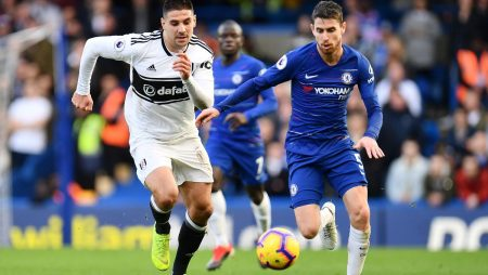 Apuestas Fulham vs Chelsea 16/01/2021 Premier League