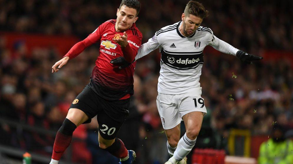 Apuestas Fulham vs Manchester United 20/01/2021 Premier League