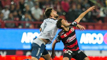 Apuestas Puebla vs Tijuana 22/01/2021 Liga MX