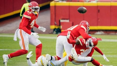Apuestas Browns vs Chiefs 17/01/21 Playoffs NFL