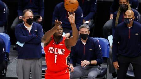 Apuestas Milwaukee Bucks vs New Orleans Pelicans 29/01/21 NBA
