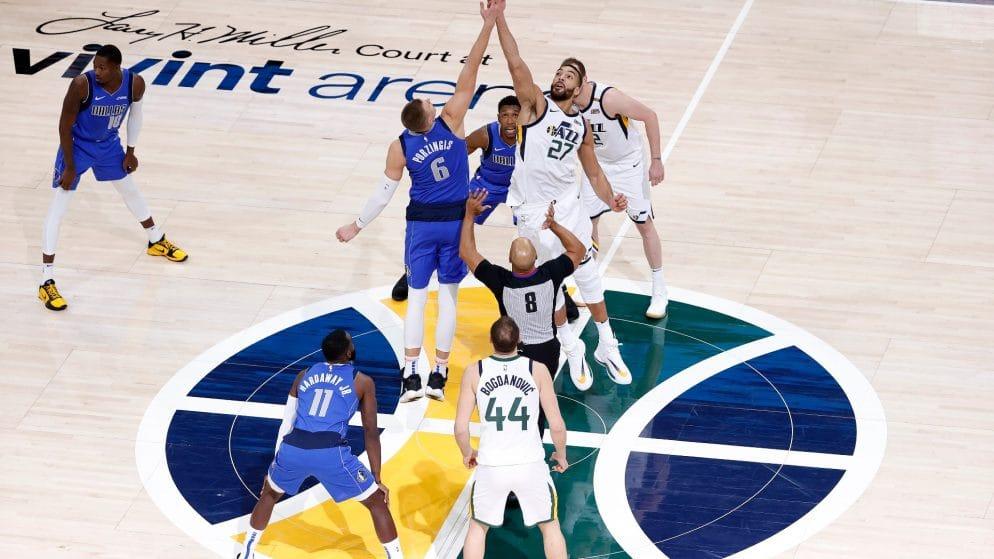 Apuestas Dallas Mavericks vs Utah Jazz 29/01/21 NBA