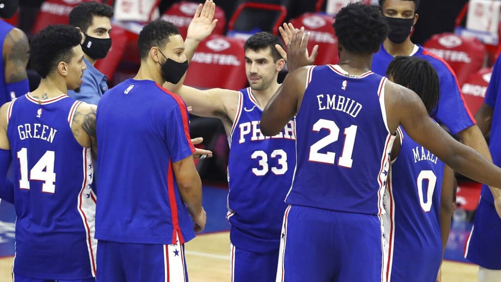 Apuestas Boston Celtics vs Philadelphia 76ers 20/01/21 NBA