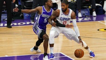 Apuestas Sacramento Kings vs Los Angeles Clippers 20/01/21 NBA
