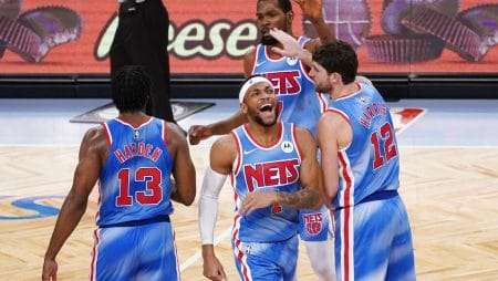 Apuestas Milwaukee Bucks vs Brooklyn Nets 18/01/21 NBA