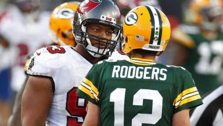 Apuestas Tampa Bay Buccaneers vs Green Bay Packers 24/01/21 NFL