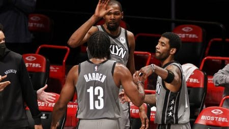 Apuestas Brooklyn Nets vs Oklahoma City Thunder 29/01/21 NBA