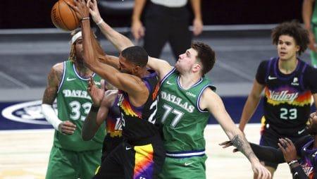 Apuestas Phoenix Suns vs Dallas Mavericks 01/02/21 NBA