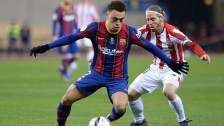Apuestas Barcelona vs Athletic 31/01/2021 LaLiga