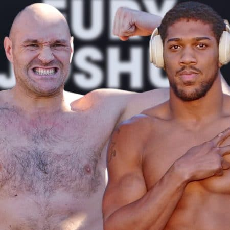 Apuestas Anthony Joshua vs Tyson Fury