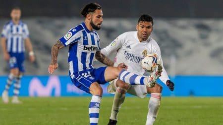 Apuestas Alavés vs Real Madrid 23/01/2021 LaLiga