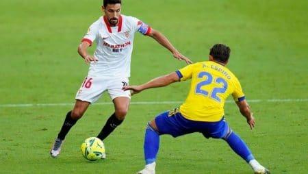 Apuestas Sevilla vs Cádiz 23/01/2021 LaLiga