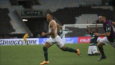 Apuestas Palmeiras vs Santos 30/01/2021 Copa Libertadores
