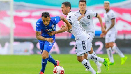 Apuestas Cruz Azul vs Querétaro 30/01/2021 Liga MX