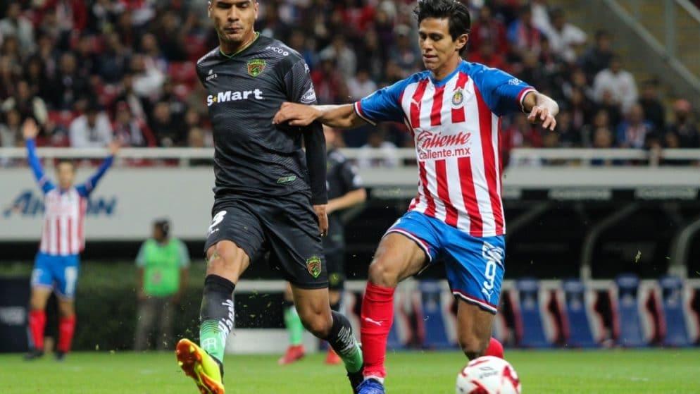 Apuestas Chivas vs Juárez 30/01/2021 Liga MX