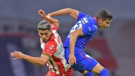 Apuestas Necaxa vs Cruz Azul 05/02/2021 Liga MX
