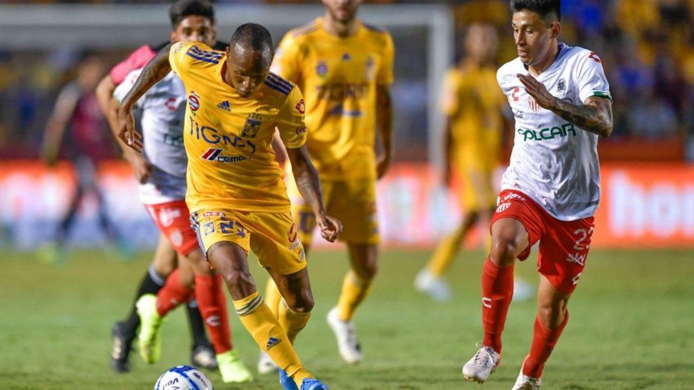Apuestas Tigres vs Necaxa 28/01/2021 Liga MX