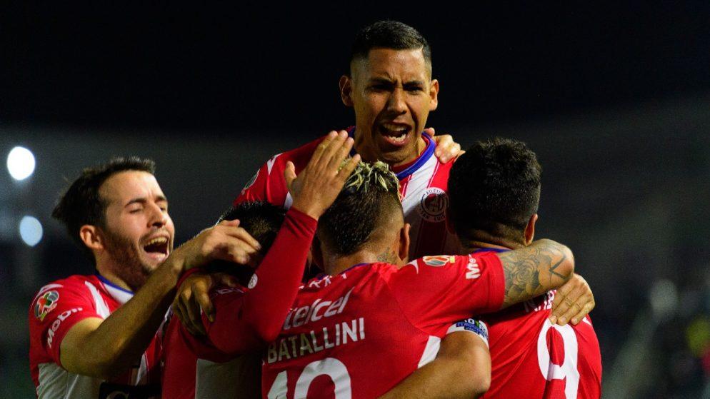 Apuestas Atlético de San Luis vs Santos 18/02/2021 Liga MX
