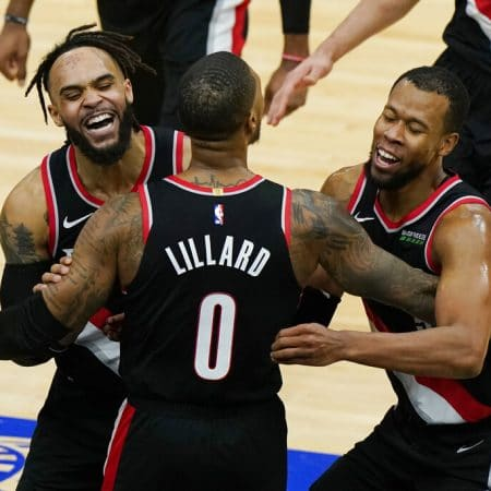 Apuestas Portland Trail Blazers vs Dallas Mavericks 14/02/2021 NBA