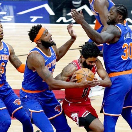 Apuestas Miami Heat vs New York Knicks 07/02/2021 NBA