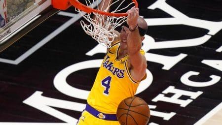 Apuestas Denver Nuggets vs Los Angeles Lakers 04/02/21 NBA