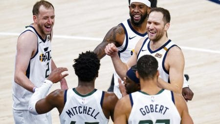 Apuestas Milwaukee Bucks vs Utah Jazz 12/02/2021 NBA