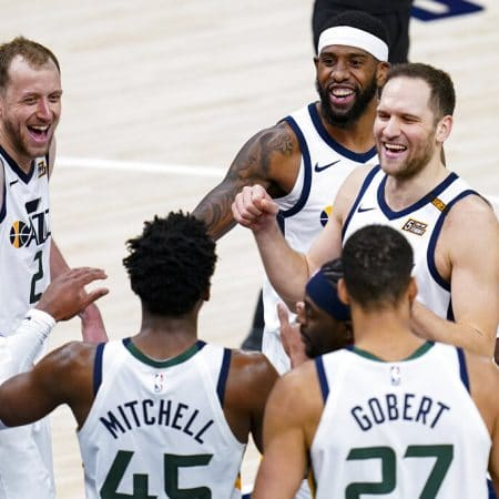Apuestas Milwaukee Bucks vs Utah Jazz 12/02/2021 NBA