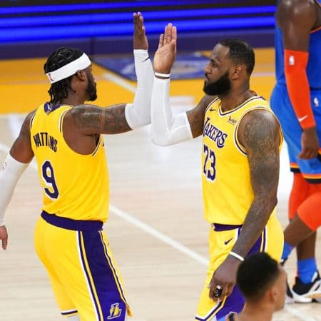 Apuestas Los Angeles Lakers vs Denver Nuggets 14/02/2021 NBA