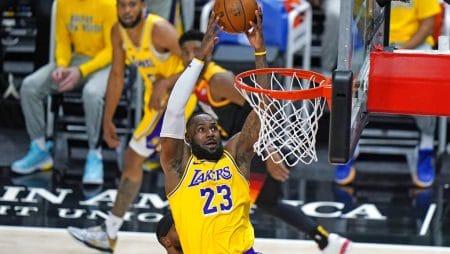 Apuestas Los Angeles Lakers vs Golden State Warriors 28/02/2021 NBA