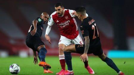 Apuestas Arsenal vs Manchester City 21/02/2021 Premier League