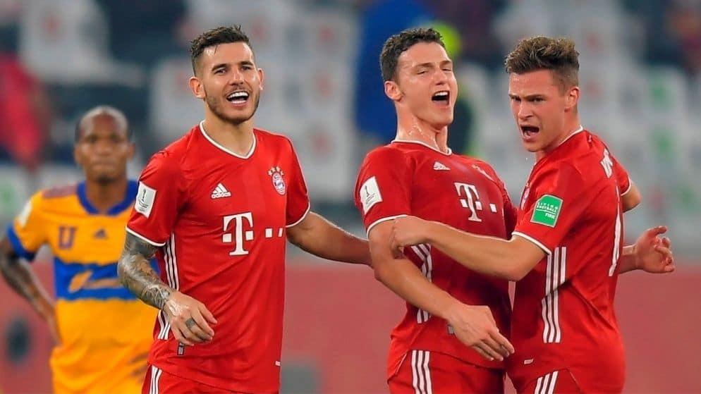 Apuestas Lazio vs Bayern 23/02/2021 Champions League