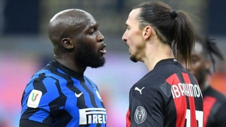 Apuestas Milan vs Inter 21/02/2021 Serie A