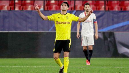 Apuestas Borussia Dortmund vs Sevilla 09/03/2021 Champions League