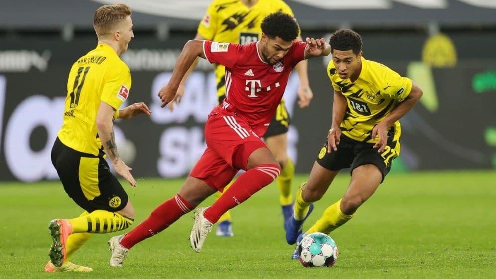 Apuestas Bayern vs Dortmund 06/03/2021 Bundesliga