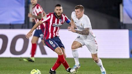 Apuestas Atlético de Madrid vs Real Madrid 07/03/2021 LaLiga
