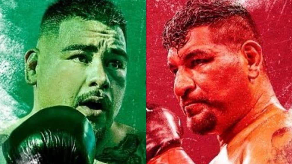 Apuestas Andy Ruiz vs Chris Arreola 01/05/2021 Boxeo