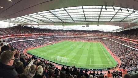 Apuestas Arsenal vs Everton 23/04/2021 Premier League