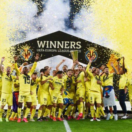 Guía de Apuestas para la Europa League 2021-2022